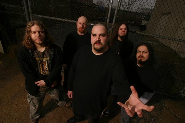 antithesis metal band