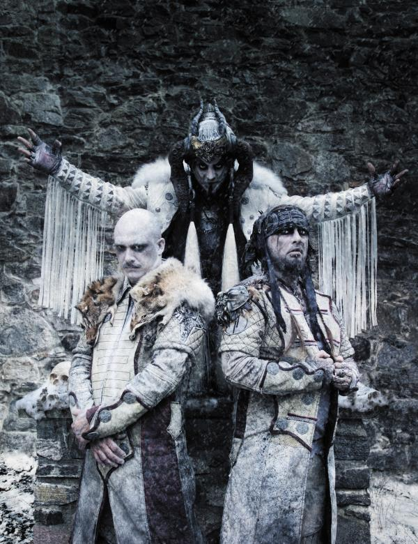 Dimmu Borgir'den Yeni Albüm Yeni Video